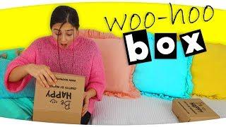 OKULA DÖNÜŞ Sürpriz Kutu Açılımı | Ocak Ayı WOOHOOBOX AYLIK SÜRPRİZ KUTU , WOO-HOO BOX Fenomen Tv