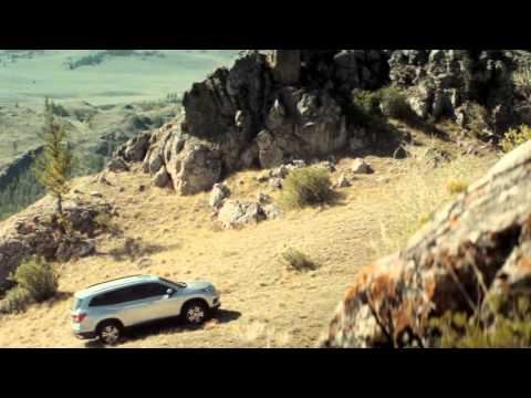 Honda  Pilot Паркетник класса J - рекламное видео 1