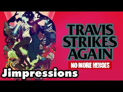 Travis Strikes Again: No More Heroes – Travis Strikes Out (Jimpressions) video thumbnail