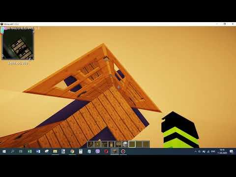 Город в Minecraft | Якко-Уорнерск | #48 Жилой дом