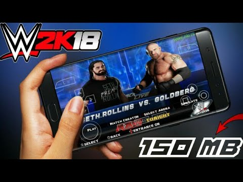 Download 300 Mb Download Wwe 2k18 Iso Ppsspp Game For