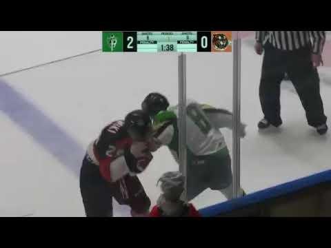 Ryan Chyzowski vs. Brayden Pachal