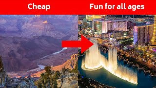 Top Cheap US Travel Destinations To Visit In 2019-2020 *Affordable Family Vacations*