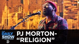 "PJ Morton   ""Religion"" 