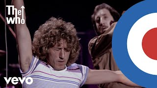 The Who - Won't Get Fooled Again (Shepperton Studios / 1978)