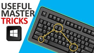 Master Keyboard Tricks - 10+ Most Useful Win Key Shortcuts Every Computer User Must Know - Download this Video in MP3, M4A, WEBM, MP4, 3GP