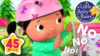 No No No ! Play safe in Playground | 45 Minutes Compilation from LittleBabyBum!