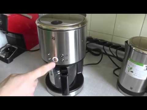 Test: WMF KÜCHENminis - Kaffeemaschine und Wasserkocher