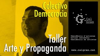 preview picture of video 'Taller Arte y propaganda'