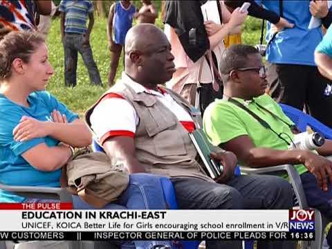 Eduation in Krachi-East - The Pulse on JoyNews(20-7-18)