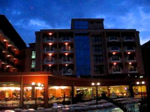Sunny Beach, Hotel