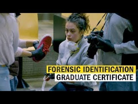 Forensic Identification at Humber - YouTube