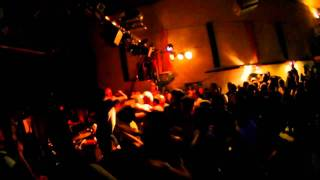Youth of today- minor threat cover @ caravan serail France.mov