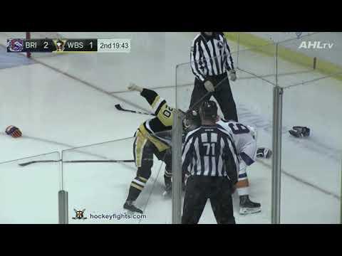 Jarrett Burton vs. Connor Jones