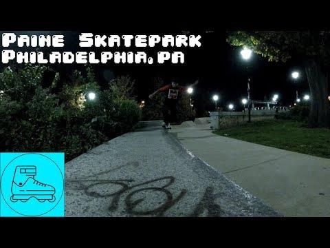 Beats and Blades | Session 2 | Paine Skatepark, Philadelphia, PA | Aggressive Inline