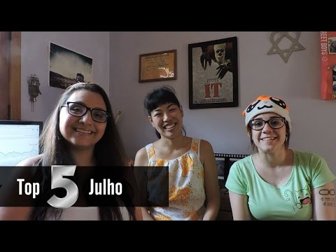Top 5 Julho tem Animefriends, Dia do Rock, Dory e muito mais. #ElefanteRecomenda