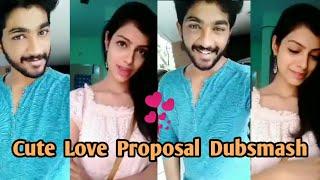 Rahul Varma & Madhavi Dubsmash | Minnele Movie Dialogue Dubsmash