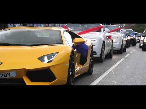 Download Imran Anwar - Wedding in Copenhagen [Lamborghini & Rolls Royce] HD Mp4 3GP Video and MP3