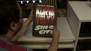 preview picture of video 'Kurva velký Sin City - Frank Miller'