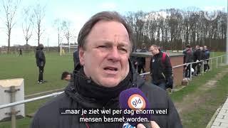 Vitesse, NEC en De Graafschap voetballen niet dit weekend