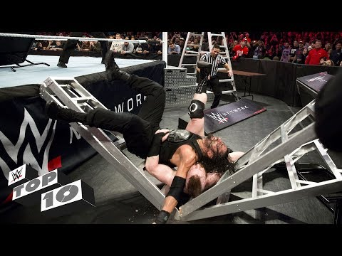Download Extreme TLC Match moments: WWE Top 10, Oct. 21, 2017 Mp4 HD Video and MP3