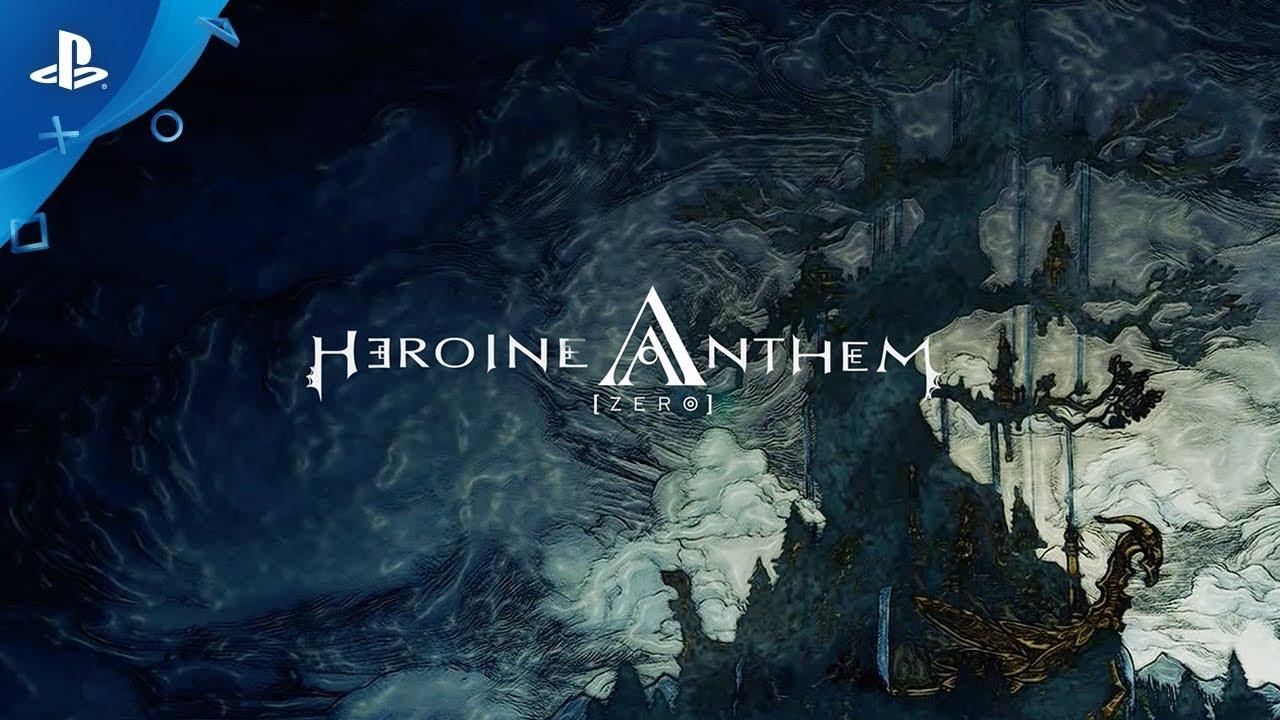 Heroine Anthem Zero Episode 1 Launches February 27