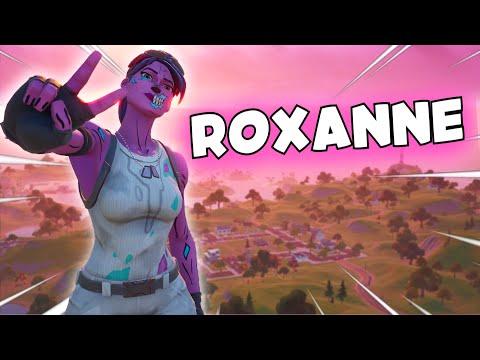 "Fortnite Montage - ""ROXANNE"" (Arizona Zervas)"
