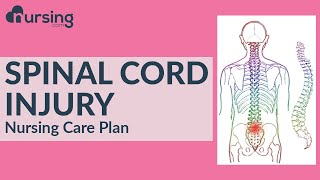 How to care for a Spinal Cord Injury...Nursing Care Plan