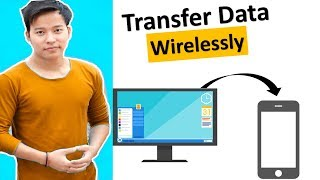 How to Transfer all files between computer and Mobile Wirelessly For Free ? - Download this Video in MP3, M4A, WEBM, MP4, 3GP