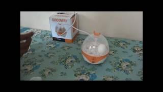 Using An Egg Boiler