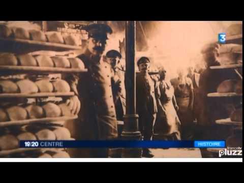 Tours Le pain dans la grande guerre