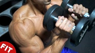 TRAIN SMART FOR THE PERFECT SHOULDERS