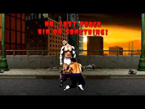 Nedorozumění v Mortal Kombatu