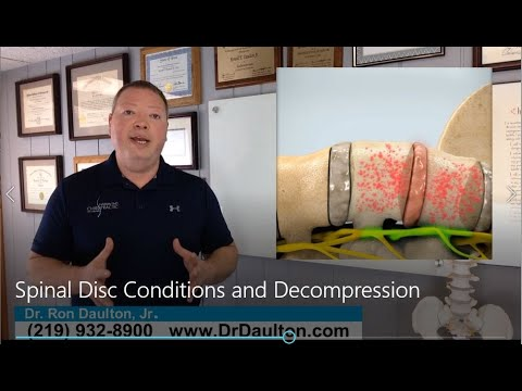 Spinal Disc Problems & Decompression