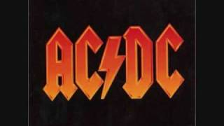 Beating Around The Bush -AC/DC - With Lyrics
