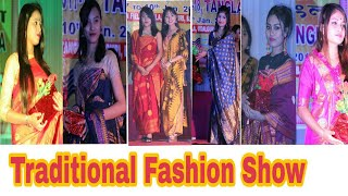 Beautiful Girls at Traditional Fashion Show | HKD Enter10ment