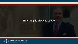 Video thumbnail: How long do I have to apply?