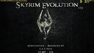 5.The Elder Scrolls V : Skyrim (Сборка Evolution 2.2.2) Обновление до 2. 2. 3