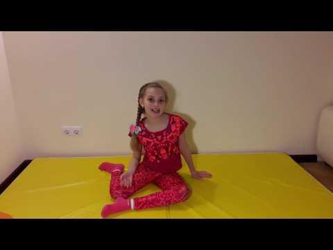 Гимнастический челлендж Gymnastic Challenge