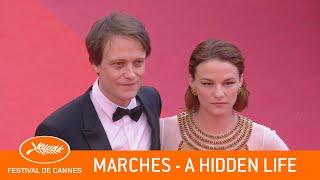 A HIDDEN LIFE   Les Marches   Cannes 2019   VF