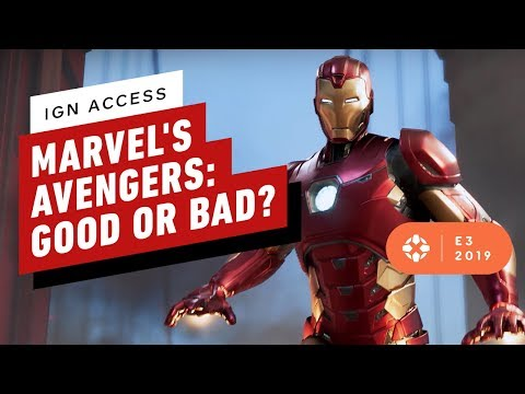 Marvel's Avengers: Disappointing First Impression - IGN Access