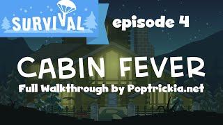 Poptropica Survival Episode 4 (Cabin Fever) Walkthrough