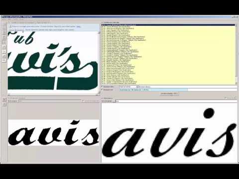 Identificación de fuentes, letras o tipografias (1)