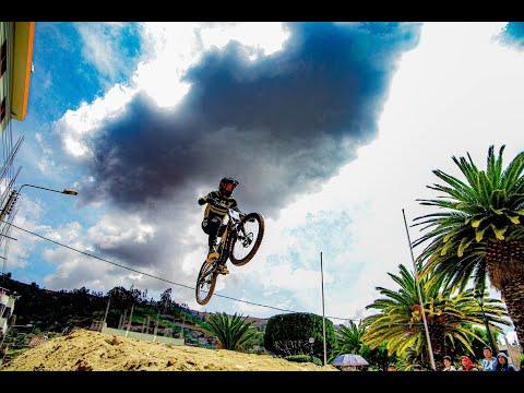 2019 Andahuaylas Downhill Race - 2nd Place