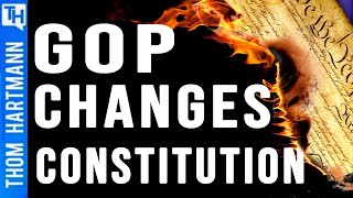 Far Right Rewriting the Constitution?