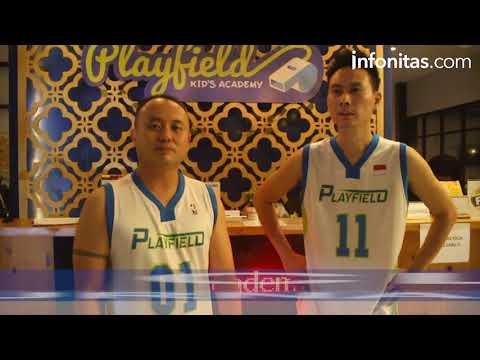 Playfield Daddy Basketball Tournament di Basketball Court, Jakarta Barat