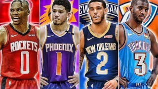 Best NBA Player At Every Jersey Number This Season