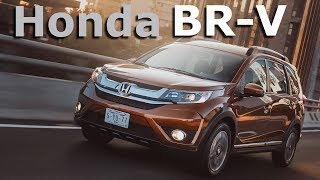 Honda BR-V - La nueva SUV pequeña de 7 pasajeros   Autocosmos