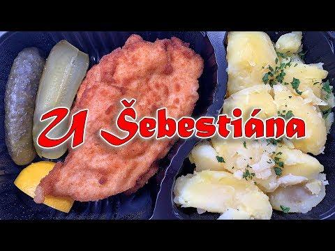 Restaurace U Šebestiána - KDE JSOU MOJE ŽEBRA?!
