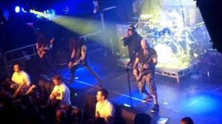 Anthrax - Imitation Of Life - 2.7.2014 The Academy, Dublin, Ireland